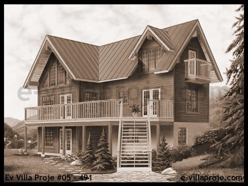 Ev Villa Proje #05 – 491