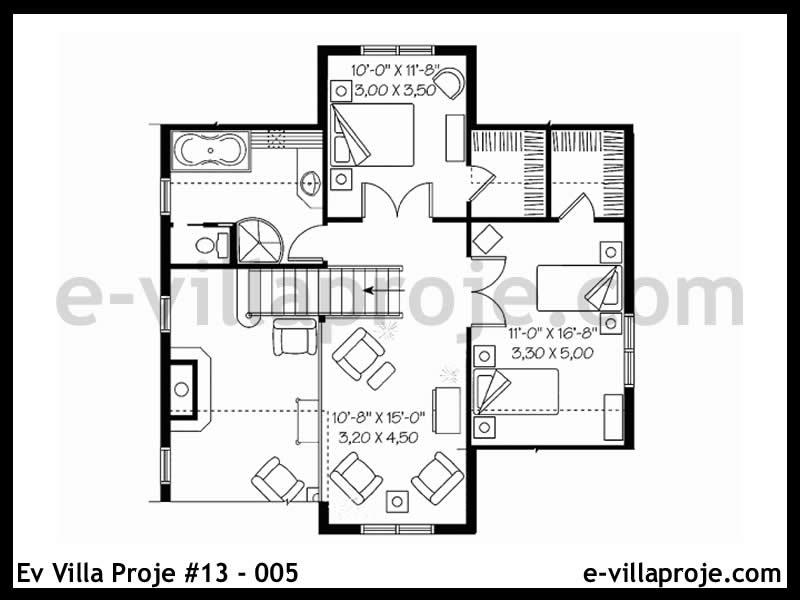 Ev Villa Proje #13 – 005