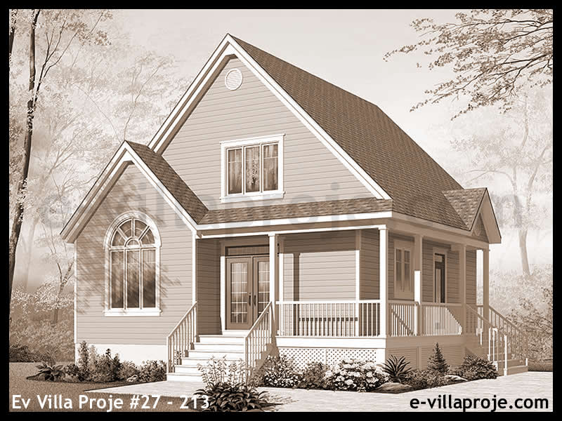 Ev Villa Proje #27 – 213