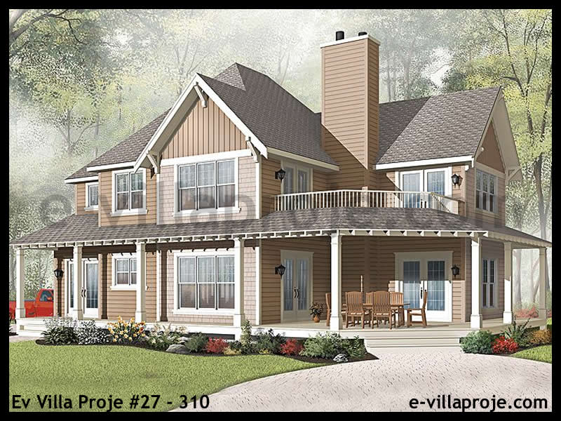 Ev Villa Proje #27 – 310