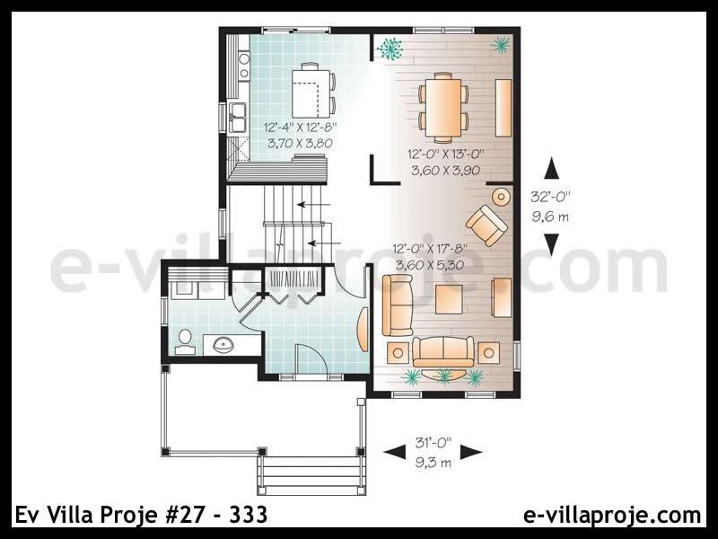 Ev Villa Proje #27 – 333
