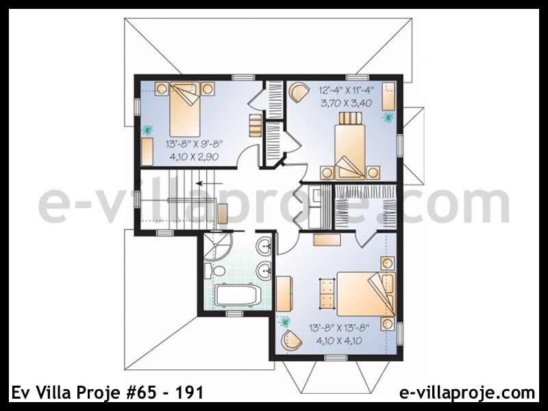 Ev Villa Proje #65 – 191