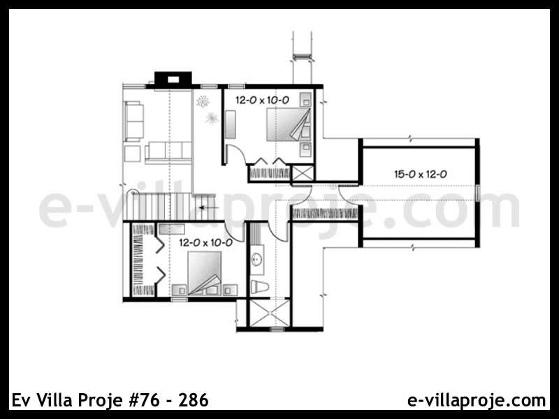 Ev Villa Proje #76 – 286