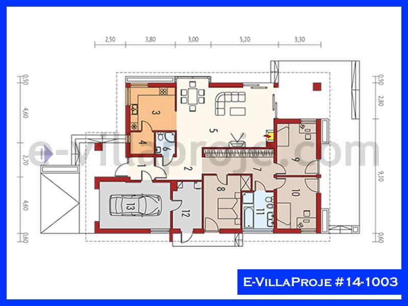 Ev Villa Proje #14 – 1003
