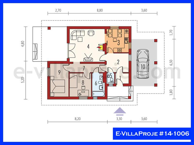 Ev Villa Proje #14 – 1006