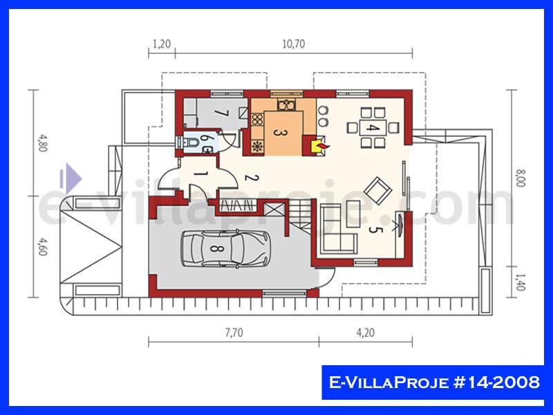 Ev Villa Proje #14 – 2008