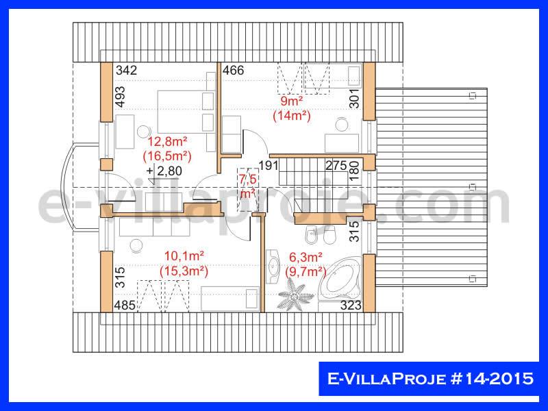 Ev Villa Proje #14 – 2015