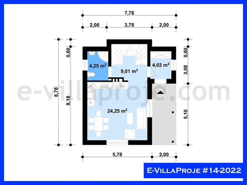 Ev Villa Proje #14 – 2022