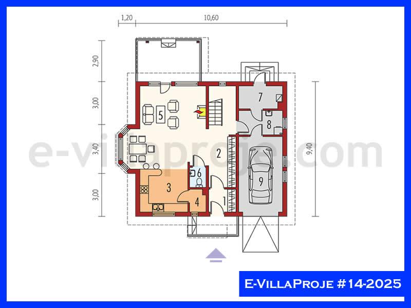 Ev Villa Proje #14 – 2025