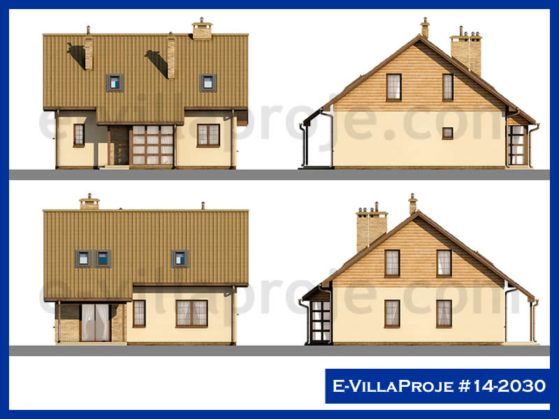 Ev Villa Proje #14 – 2030