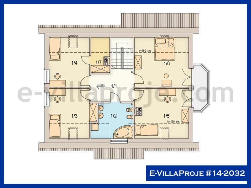 Ev Villa Proje #14 – 2032