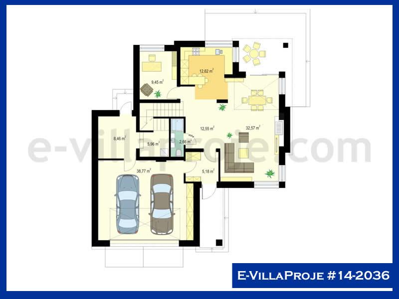 Ev Villa Proje #14 – 2036