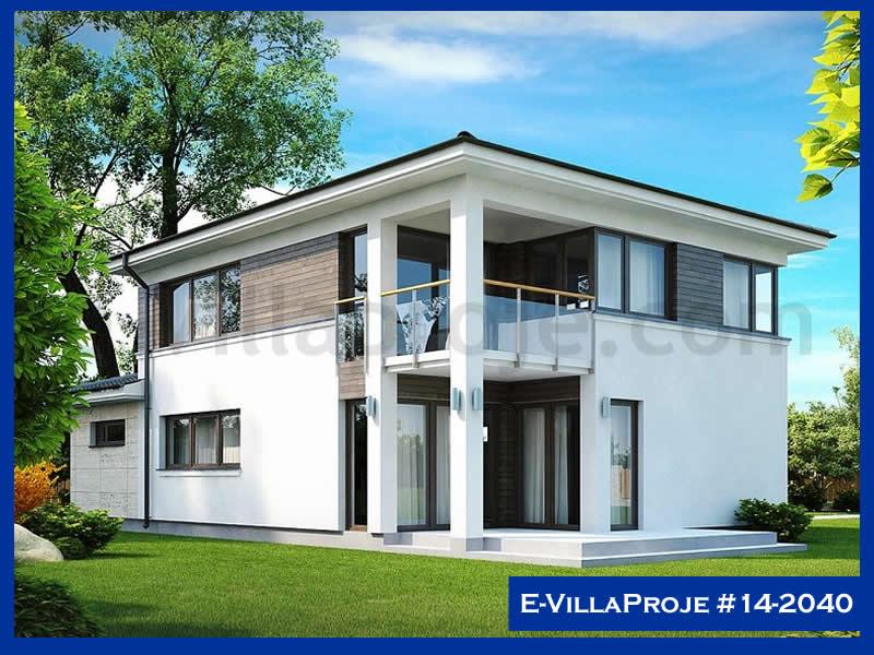 Ev Villa Proje #14 – 2040