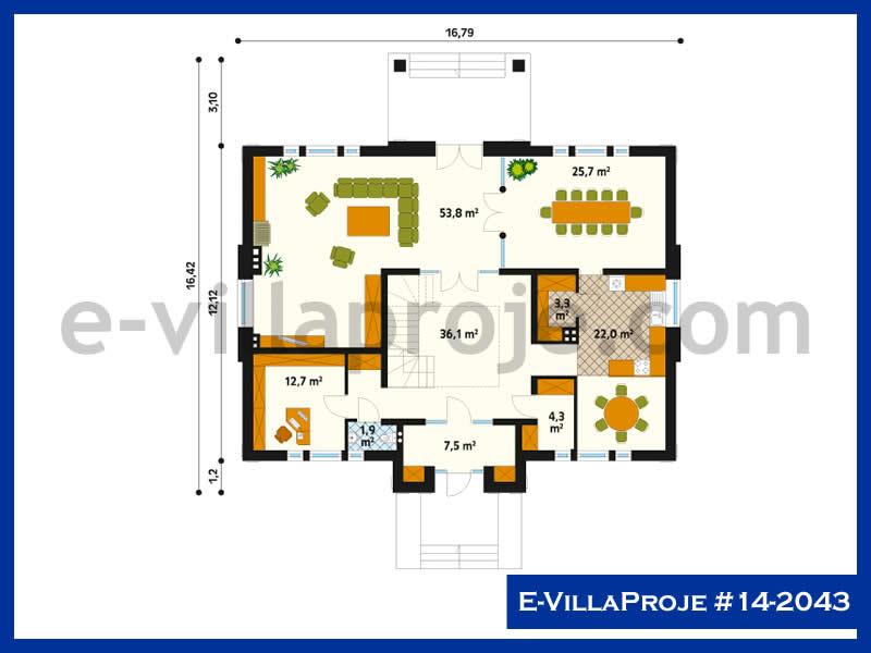 Ev Villa Proje #14 – 2043