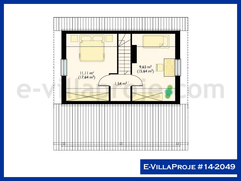 Ev Villa Proje #14 – 2049
