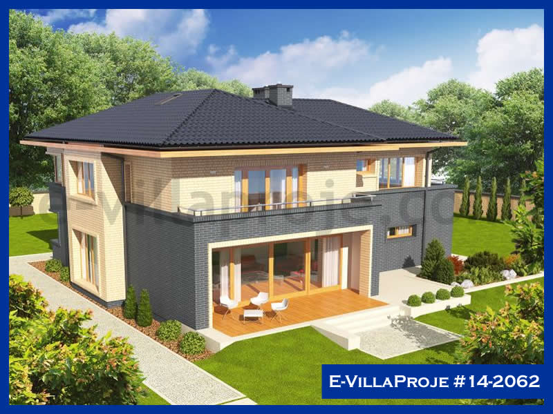SerVilla Çelik Villa – Hafif Çelik Villalar