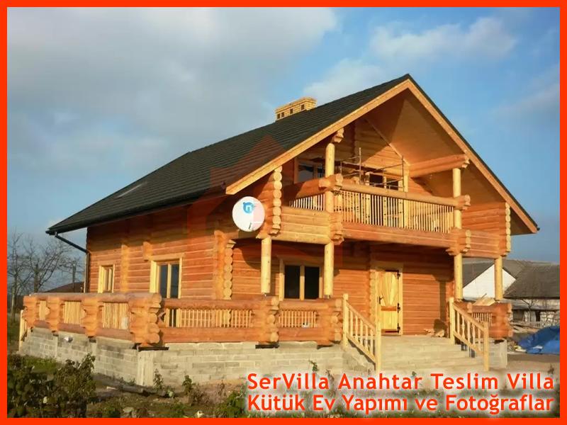 Kütük Ev Villa Alırken Dikkat Edin Lütfen!
